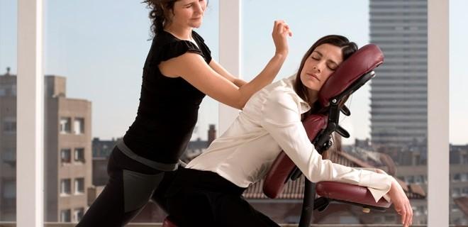 massagem office