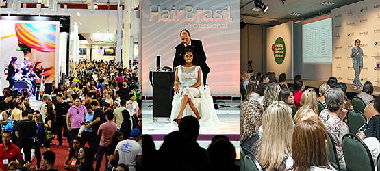 Feira de Beleza Hair Brasil 2018
